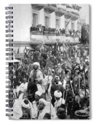 William II Of Germany (1859-1941) Spiral Notebook