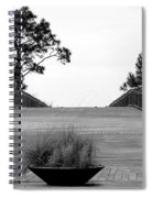 Windmark Beach  Spiral Notebook