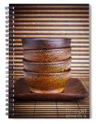 Wooden Bowls Spiral Notebook
