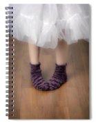 Woollen Socks Spiral Notebook