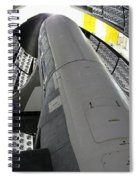 X-37b Orbital Test Vehicle Spiral Notebook