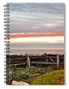 Yachats Oregon Spiral Notebook