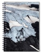 Aerial Photo Spiral Notebook