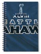 Seattle Seahawks Spiral Notebook