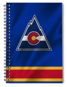 Colorado Rockies Spiral Notebook