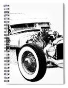 31 Model A Spiral Notebook