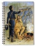 Abraham Lincoln (1809-1865) Spiral Notebook