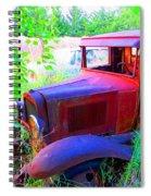 32 Ford Spiral Notebook
