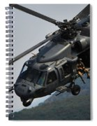 33rd Rescue Squadron, Osan Air Base Spiral Notebook