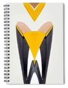 Shoe Love Spiral Notebook