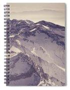3.478 Meters Aerial Retro Spiral Notebook