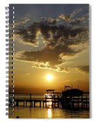 Its Marguerita Time Spiral Notebook