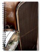 35 Chevy Spiral Notebook