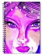 Okarine3 Spiral Notebook