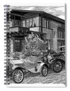 Mertz Runabout Spiral Notebook