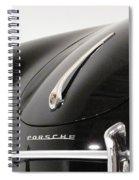 356 Nose Spiral Notebook