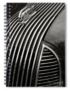 '36 Pontiac  Spiral Notebook