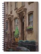 36th Street Ny Residence Of Fdr Spiral Notebook