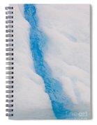 Iceberg, Antarctica Spiral Notebook