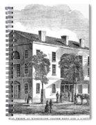 Washington, D Spiral Notebook