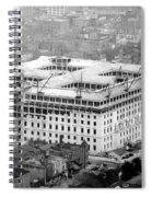 D Spiral Notebook