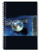 38 Dodge Spiral Notebook