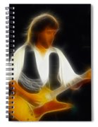 38 Special-94-jeff-gc25-fractal Spiral Notebook