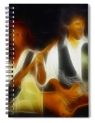 38 Special-94-jeffndanny-gc1a-fractal Spiral Notebook