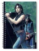 39 Steps - Chris Barry Spiral Notebook