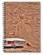 3rd Base Spiral Notebook
