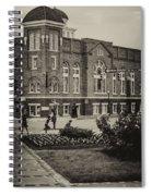 16th Street Baptist Church Spiral Notebook