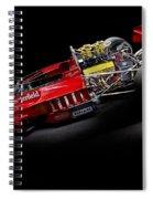 1974 Lola T332  F5000 Race Car V8 5 Litre Spiral Notebook