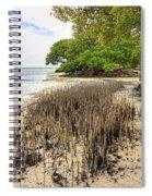 Anne's Beach-2 Spiral Notebook