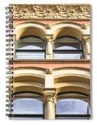 Arch Windows Spiral Notebook