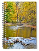 Autumn Overlook Spiral Notebook