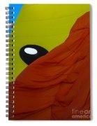 Balloon Fiesta Spiral Notebook