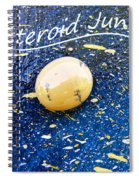 Barack Obama Star Spiral Notebook