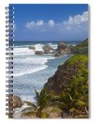 Barbados Spiral Notebook