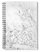 Battle Of Princeton, 1777 Spiral Notebook