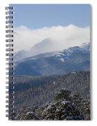 Blizzard Peak Spiral Notebook