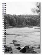 Bog River Spiral Notebook