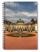 Buchlovice Castle Spiral Notebook