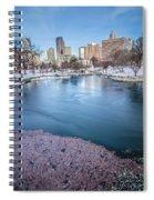 Charlotte Downtown Spiral Notebook
