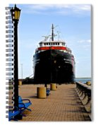 Cleveland Skyline Spiral Notebook