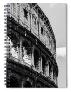 Colosseum - Rome Italy Spiral Notebook