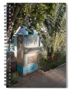 Dakhla Spiral Notebook
