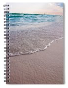 Destin Florida Beach Scenes Spiral Notebook