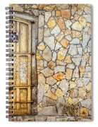 Doors Of Tel Aviv Spiral Notebook