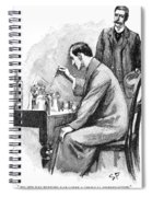 Doyle: Sherlock Holmes Spiral Notebook