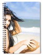 Dream Holiday Spiral Notebook